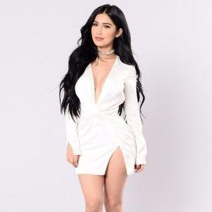 Kylie Jenner Fashion Nova Dress